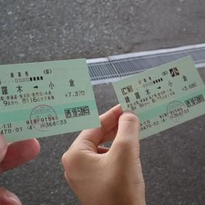 JR西日本株主優待券の旅。その3 綾羅木駅