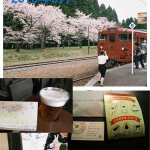 電子書籍で出版しました。「ハッピバースデー九州パスの旅 2013年3月」