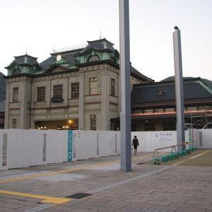 門司港駅舎、部分オープンしました。