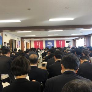 自民党政調全体会議で経済対策を議論