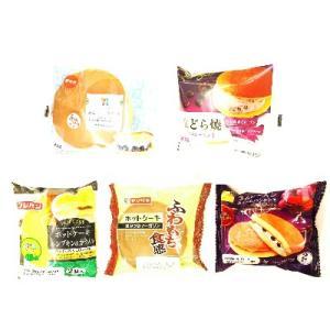 PUMPKIN LOVE(かぼちゃ愛)・ホットケーキサンド(パンプキン&カラメル)@フジパン