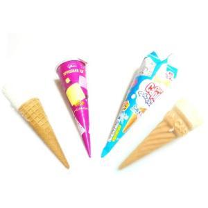 ICE CREAM WEEK!!(アイスクリーム部)・17(SEVENTEEN ICECREAM・レーズンバタークランチ)&GIANT CAPRICO(ジャイアントカプリコ・ぐんぐんミルク)@江崎グリコ