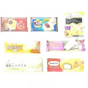 KIRI CREAM CHEESE(キリ・クリームチーズ)監修×ICE CREAM WEEK!!(アイスクリーム部)・あいすまんじゅう(クリームチーズ&焼きリンゴ)@井村屋
