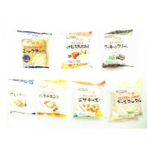 ご当地スナックサンド~全粒粉スナックサンド・チーズタルタル&ピザチーズ&肉じゃが風(にんべんのつゆ使用)~