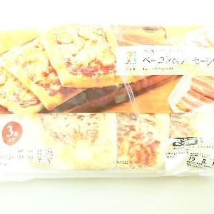 SANDWICH WEEK!!~セブンイレブン限定・ベーコン&ソーセージピザ~