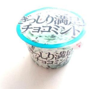 CHOCO MINT LOVES(チョコミント党)×ICE CREAM WEEK!!(アイスクリーム部)・ぎっしり満足チョコミントフラッペ ぎっしり満足チョコミント