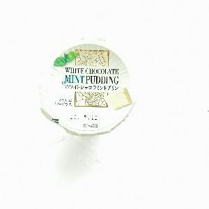 CHOCO MINT LOVES(チョコミント党)・ホワイトショコラミントプリン