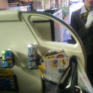 車内のサービス