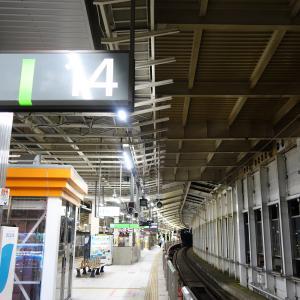 E5系 入線