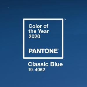 クラシックブルーをインテリアに! ~PANTONE社カラー・オブ・ザ・イヤー 2020