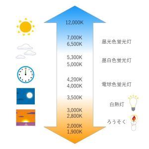 色温度とその特徴 ~照明の基礎知識