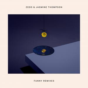Zedd and Jasmine Thompson「Funny -Breathe Carolina Remix-」:原曲の魅力に磨きをかけ、聴き手との距離を縮めるリミックス