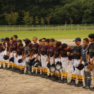 第18回島根県学童軟式野球大会マクドナルドカップ松江市予選