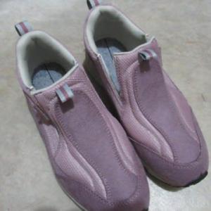 今日の「捨」母の靴(1)