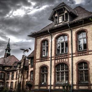 ベーリッツ・ハイルシュテッテン・サナトリウム(Beelitz-Heilstätten Sanatorium)
