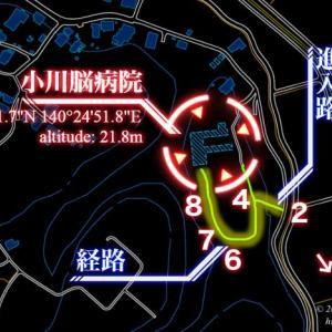 小川脳病院への詳しい行き方