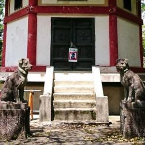 六角堂(心霊スポット・施錠により探索を断念)