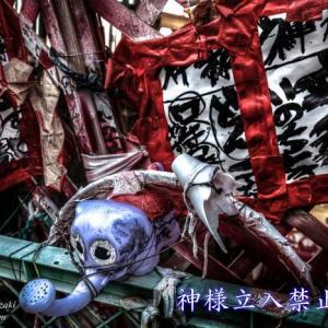 神様立ち入り禁止の家(静岡県浜松市・電波物件)
