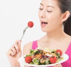 食べないのはダメ!しっかり食べるのはダイエットの基本!