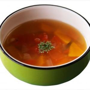 定番!脂肪を燃焼させるダイエットスープ