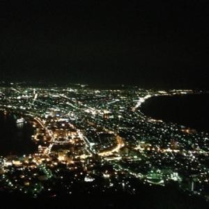 函館の夜景を観にきましたー♥