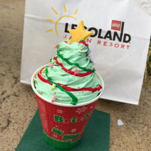 クリスマスのレゴランド