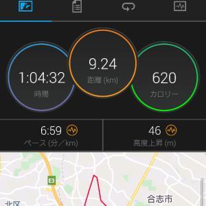 熊本コロナ急増、連休中のランニング