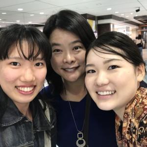 2018年秋の日本一時帰国