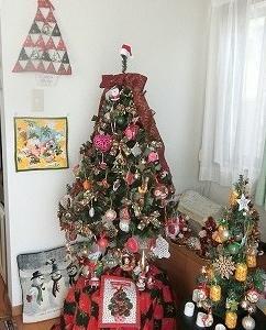~ クリスマスツリー出しちゃいました(*^-^*) ~