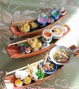~ 手のひらに乗る船 タイ料理&デザート ~