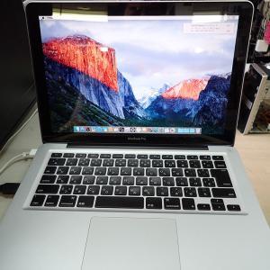 MacのSSD化