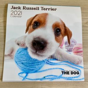2021年もTHE DOGのカレンダーで過ごそう!
