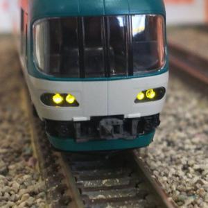 TOMIX 京都丹後鉄道KTR8000形 加工