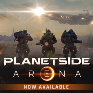 MMOバトルロイヤルFPS「PlanetSide Arena」 早期アクセスを開始