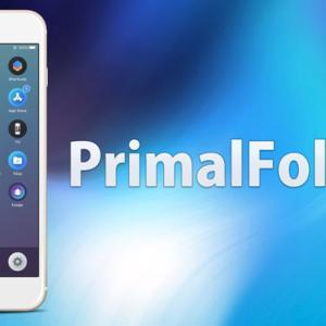 PrimalFolder 2 - フォルダのイメージを先頭のアイコンにするなどの機能を持ったiOS 13対応Tweak