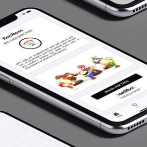 AmiiBoss - iPhoneで利用できるamiiboの読み書きができる無料アプリ