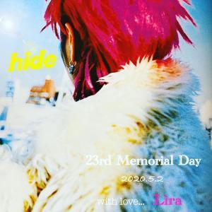 永遠のヒーロー〜hide the 23rd Memorial Day〜