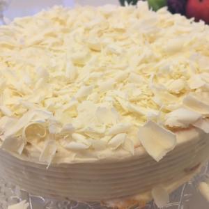 12月月のケーキ教室