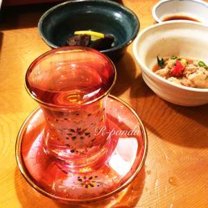 R-panda香川県高松の旅(2019.11.10)①夜はしご酒⑶【れんげ】凱陣と蟹味噌チーズ