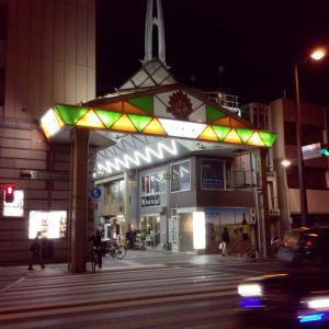 R-panda香川県高松の旅(2019.11.11)②夜はしご酒⑴【や台ずし】ライオン通町