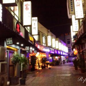 中国★無錫|日本料理【福娘】シメは天津飯♪(2019.12.03)