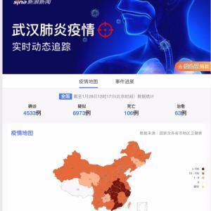 中国★無錫|新型コロナウィルス【江蘇省情報】(2020.01.28)