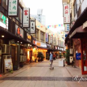 中国★無錫|日本料理【福娘】シメは担々麺!(2020.05.07)