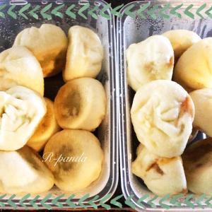 中国★無錫 中華な朝食デリバリー☆ 【放心无矾油条】杭州小籠包・生煎包