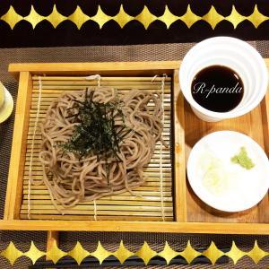 中国★無錫|今日のランチ☆ざる蕎麦【美舟】(2020.07.04)