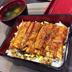 中国★無錫|土用の丑の日(二の丑)★日本料理屋【蘭】うな重(2020.08.02)