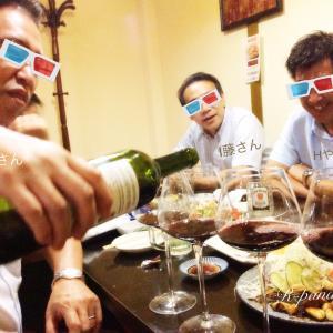 中国★無錫|日本料理【福娘】呑み友達と呑んで帰宅後、夜食デリバリー♪(2020.09.02)