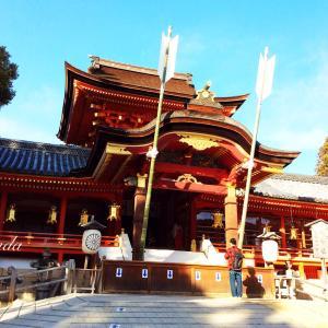日本★大阪|R-panda家の初詣(2021.01.15)