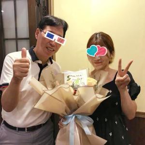 中国★無錫 呑み友がまた一人…N野さん日本へ本帰国。(2021.06.27)