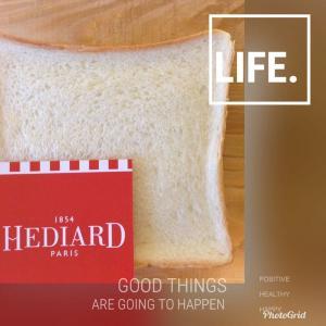 HEDIARD☆角食パン